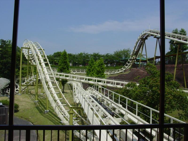 Japan - Suzuka Circuit Park - Sky Fly 2