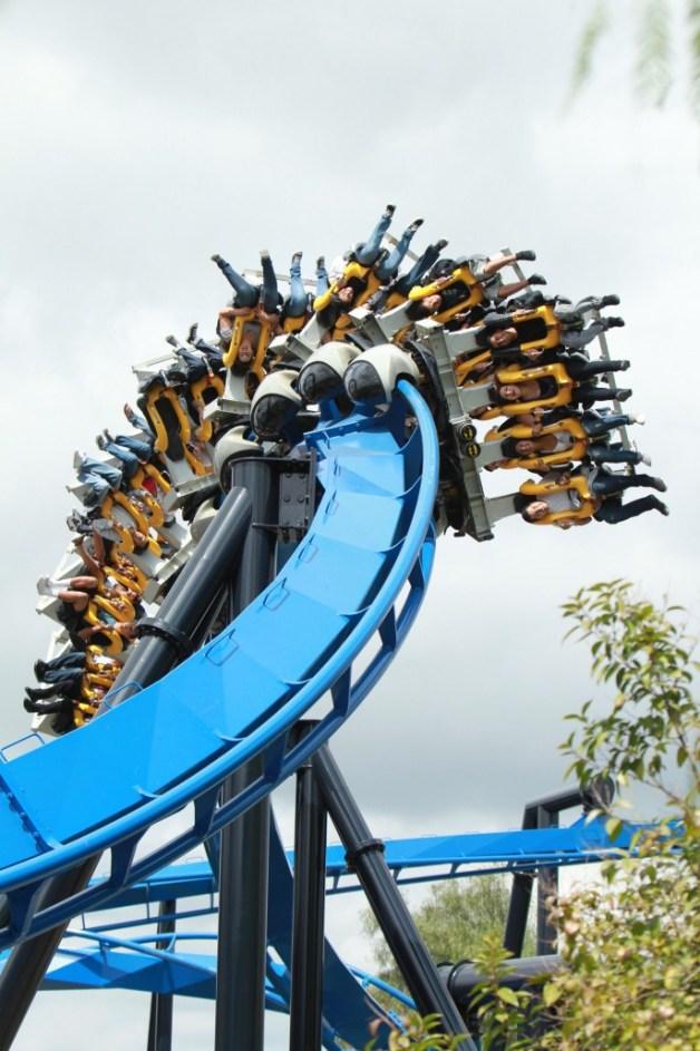 Six Flags Over Georia - Batman 1