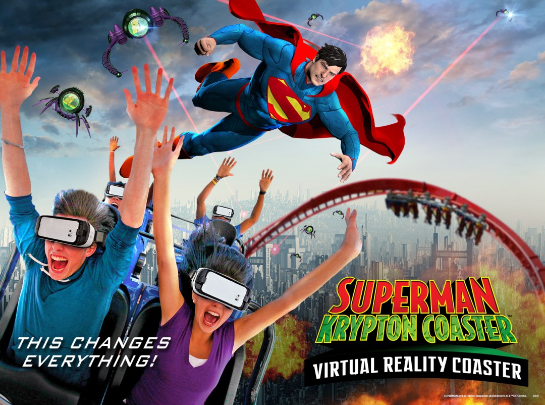 SMFT VR Superman Photos