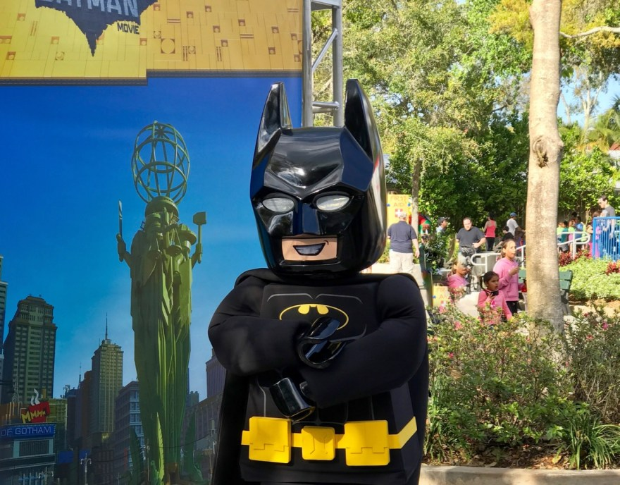 The LEGO Batman Movie Days arrives at LEGOLAND Florida with meet and ...