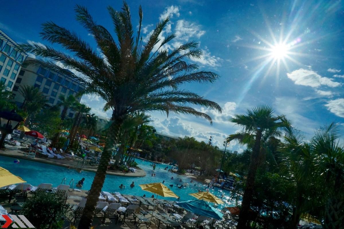 Opening Weekend at Loews Sapphire Falls Resort at Universal Orlando Resort