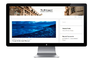 Tecblogger Blog Theme