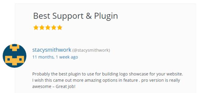 Best Support & Plugin