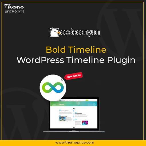 Bold Timeline – WordPress Timeline Plugin