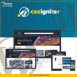 CSS Igniter Nozama WooCommerce Theme 1.6.0
