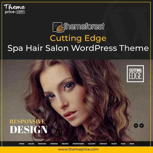 Cutting Edge – Spa Hair Salon WordPress Theme-min