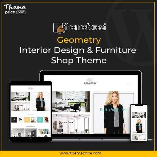 Geometry | Interior Design & Furniture Shop Theme