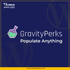 Gravity Perks – Gravity Forms Populate Anything