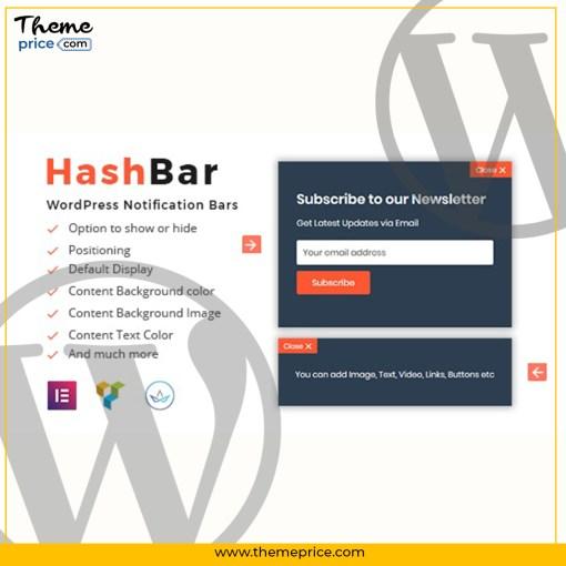 HashBar Pro 1
