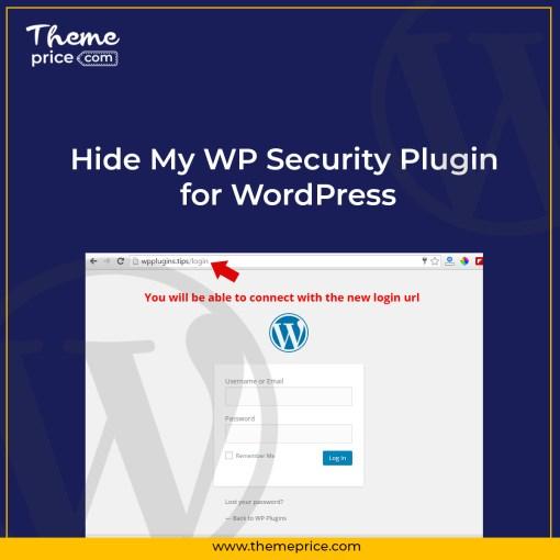 Hide My WP Security Plugin for WordPress