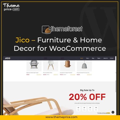 Jico – Furniture & Home Decor for WooCommerce