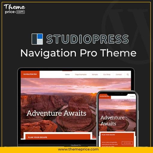 Navigation Pro Theme