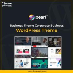 Pearl Business Theme– Corporat