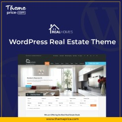 Real Homes – WordPress Real Estate Theme