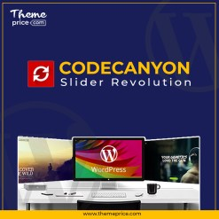 Slider Revolution Plugin + Addons + Templates