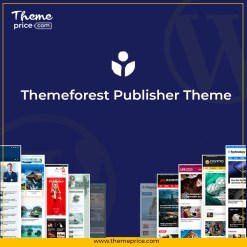 Themeforest Publisher Theme