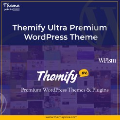 Themify Ultra Premium WordPress Theme