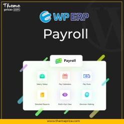 WP ERP Payroll