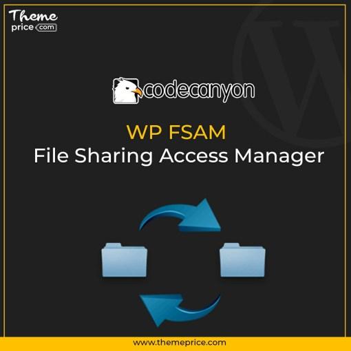 WP FSAM – File Sharing Access Manager