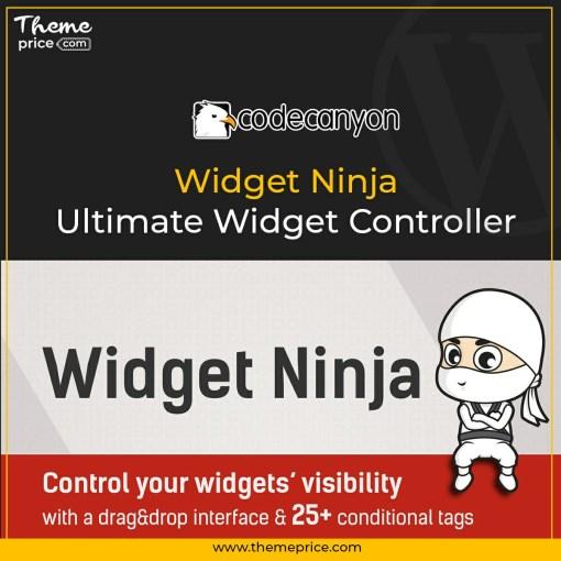 Widget Ninja – Ultimate Widget Controller