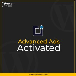 Advanced Ads – Activated