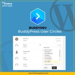 BuddyPress User Circles