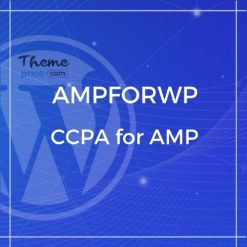 CCPA for AMP
