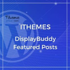 iThemes DisplayBuddy Featured Posts