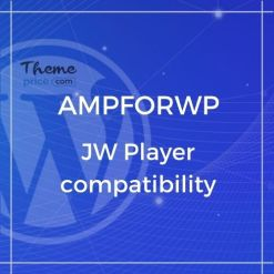 JW Player compatibility for AMP