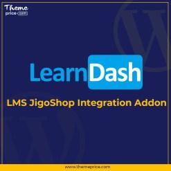LearnDash LMS JigoShop Integration Addon