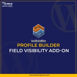Profile Builder – Field Visibility Add-on