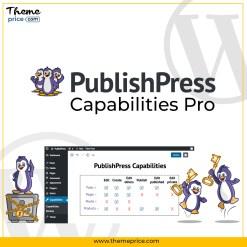 PublishPress Capabilities Pro