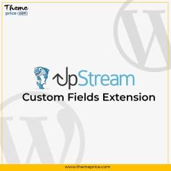 UpStream Custom Fields Extension