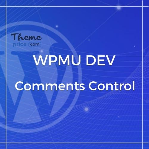 WPMU DEV Comments Control