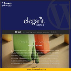 Elegant Themes Fable