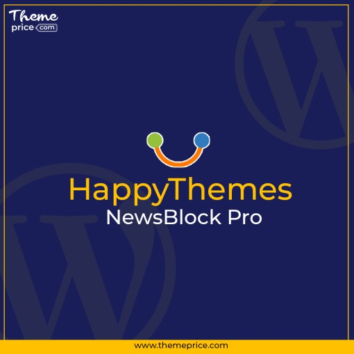 HappyThemes NewsBlock Pro