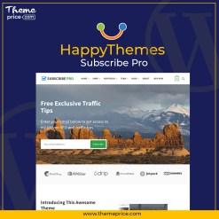HappyThemes Subscribe Pro