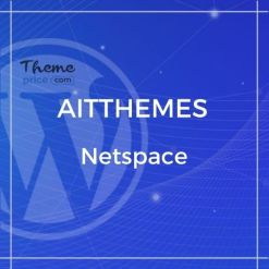 Netspace WordPress Theme
