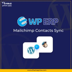 WP ERP Mailchimp Contacts Sync