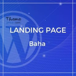 BAHA – Responsive Multi-Purpose HTML Template