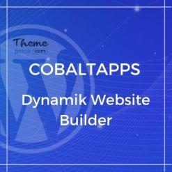 CobaltApps Dynamik Website Builder