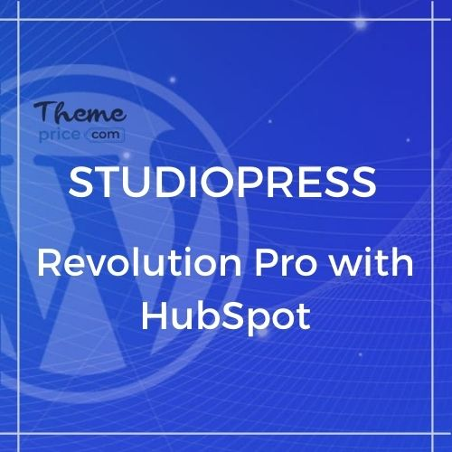 Revolution Pro with HubSpot