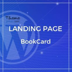 BookCard – 3D Folded vCard Template