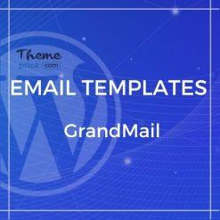 GrandMail – Responsive Email Set