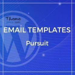 Pursuit – Responsive Email + Online Template Builder