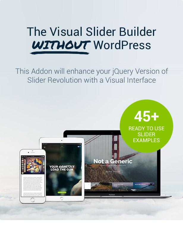 Visual Editor Addon