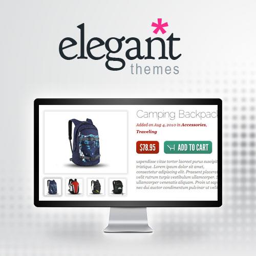 Elegant Themes eStore WooCommerce Theme