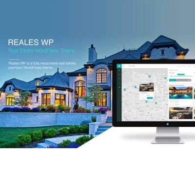 Reales WP Real Estate WordPress Theme