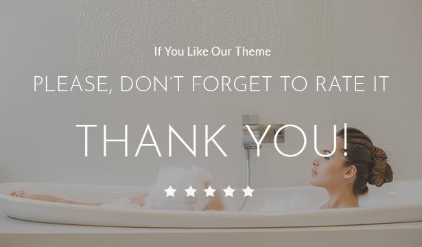 CleanSkin   Handmade Organic Soap & Natural Cosmetics Shop WordPress Theme - 2