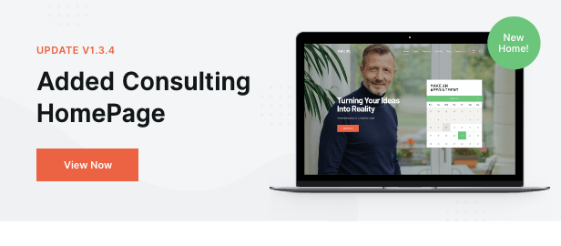 Consulting Calendar New Homepage